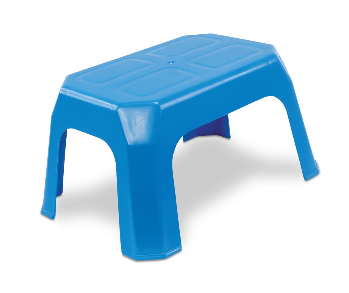 25278-Banqueta-Infantil-Azul