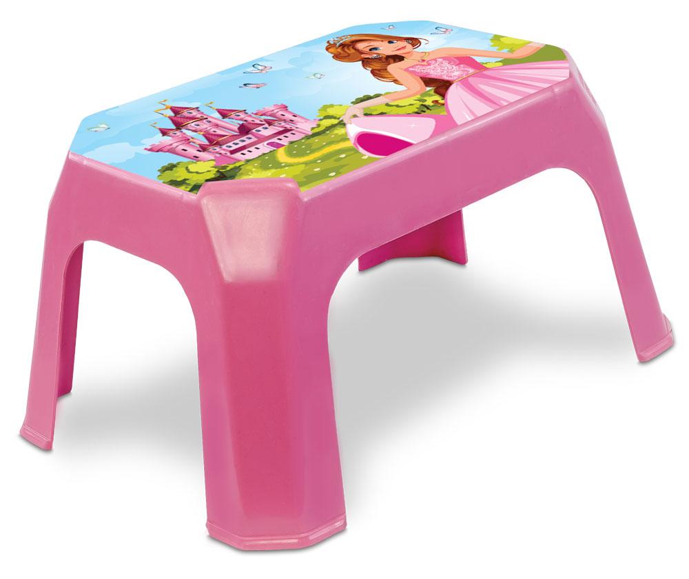 25287-Banqueta-Infantil-Rosa-com-Label