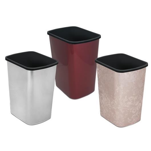 Lixeira-09-Litros-Label-Sortidos-Inox-Vermelho-Metalizado-Rosê-Metalizado-25547