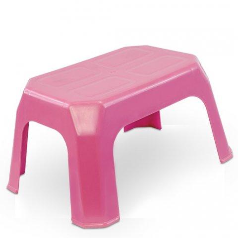 mesa-infantil-rosa-lisa